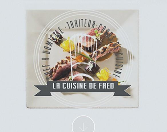 La cuisine de fred – Chef à domicile