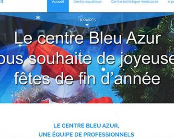 Centre bleu azur – centre aquatique