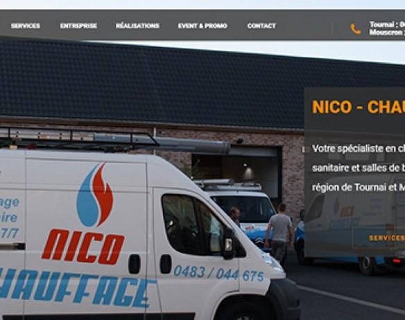 Nico Chauffage – Chauffage, sanitaire et salles de bains